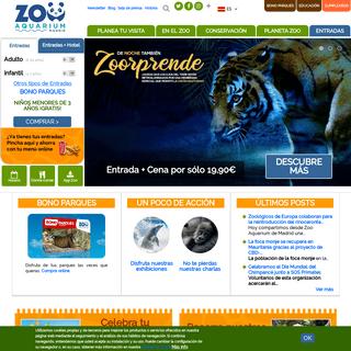Zoo Aquarium de Madrid -