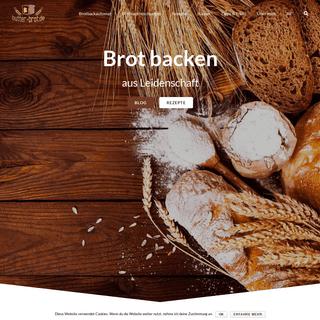 ArchiveBay.com - butter-brot.de - Brot backen für Anfänger ᐅ Alle Themen rund ums Brot ᐅ butter-brot.de