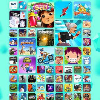 DARMOWE GRY ONLINE - Graj w najlepsze darmowe gry na Poki.pl!