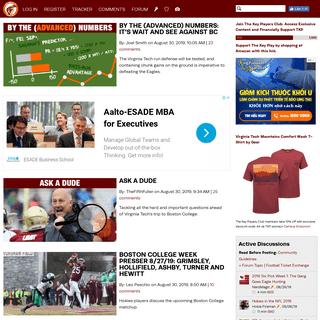 ArchiveBay.com - thekeyplay.com - The Key Play - Virginia Tech Hokies Football and Basketball News, Recruiting, Analysis and Humor