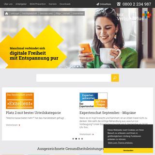 Startseite-BKK VerbundPlus Ihr Lotse für Ihre Gesundheit