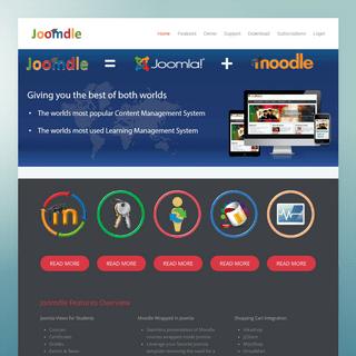 A complete backup of joomdle.com
