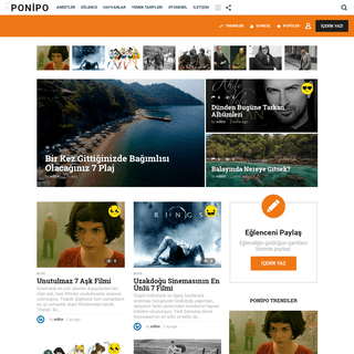 Ponipo - Sosyal eğlence platformu