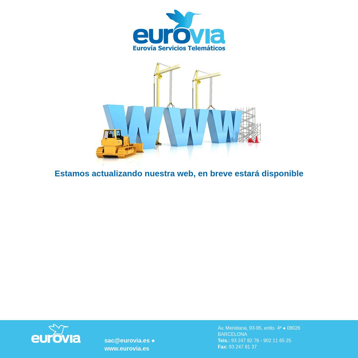 ArchiveBay.com - eurovia.es - En construcción