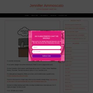 ArchiveBay.com - jenniferammoscato.com - Author Jennifer Ammoscato. Funny novels and random this and that.