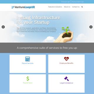VentureLoopHR - Professional Employer Services for Startups