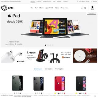 GMS-Store, Apple Premium Reseller - GMS-Store