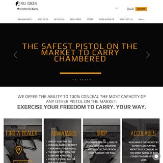 ArchiveBay.com - fullconceal.com - Folding Pistol - Full Conceal