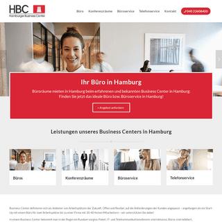 ArchiveBay.com - hbcgmbh.de - HBC GmbH - Büroräume in Hamburg mieten - Büroservice Hamburg