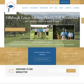 Home - Carson Scholars Fund