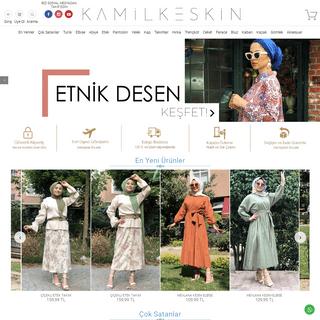 ArchiveBay.com - kamilkeskin.com.tr - Tesettür ve Tesettür Giyim Modelleri - Kamil Keskin