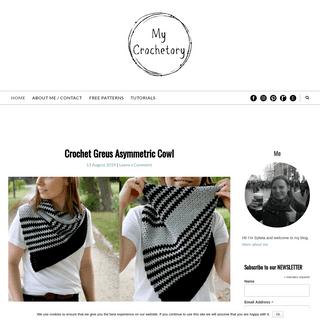 MyCrochetory - Free Crochet Patterns