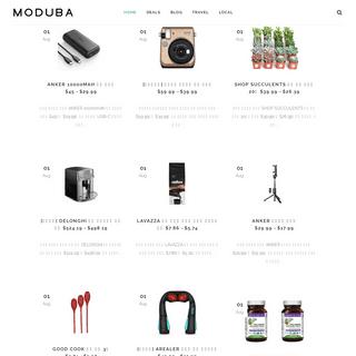 ArchiveBay.com - moduba.com - MODUBA - 모두바