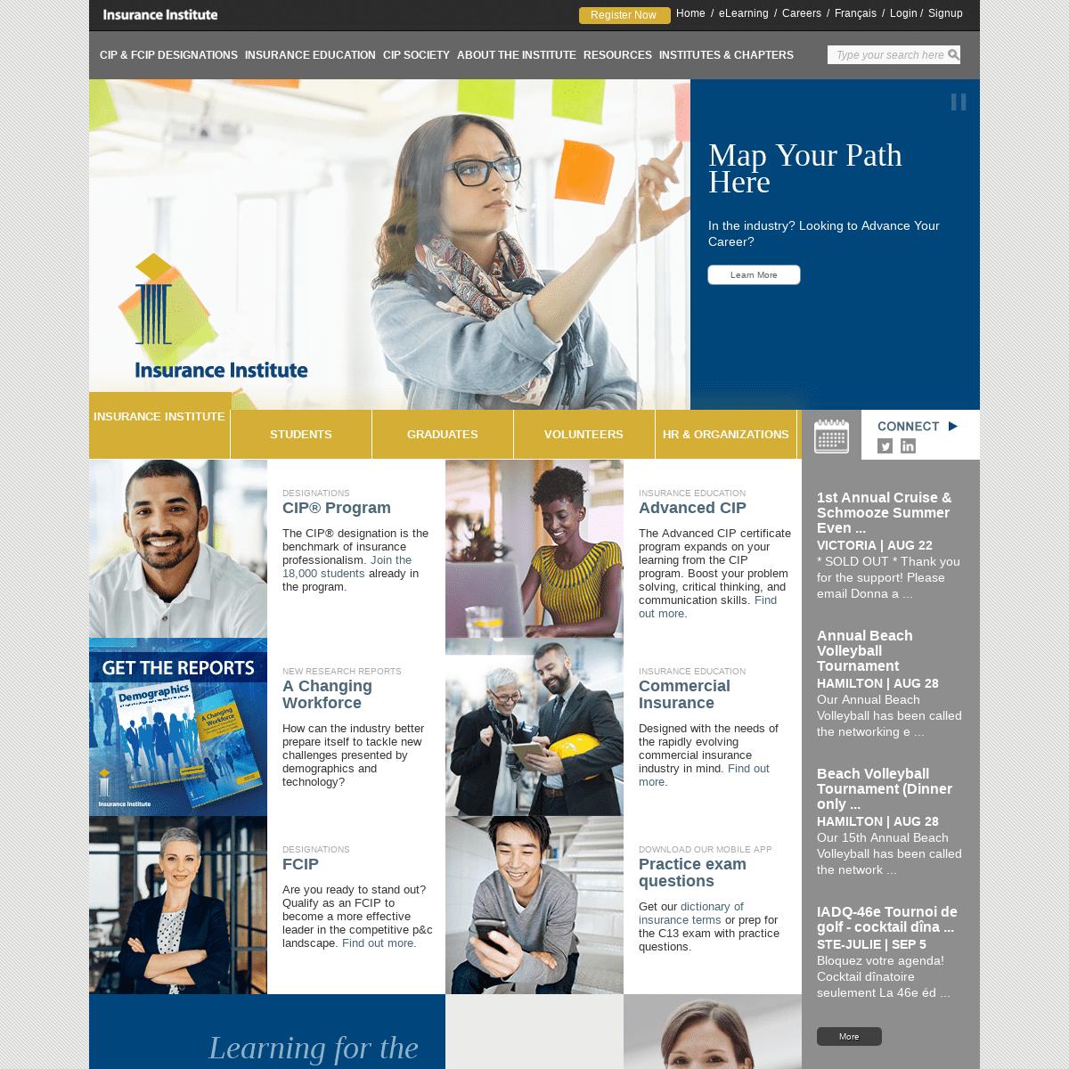 IIC - Insurance Institute of Canada