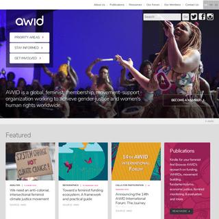 AWID -
