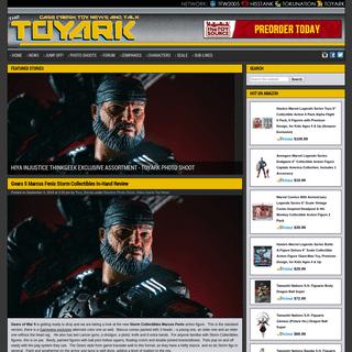 The Toyark - News - Welcome to The Toyark!