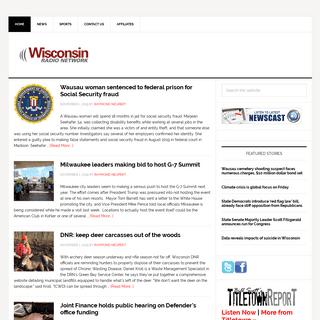 Wisconsin Radio Network - Wisconsin News and Sports