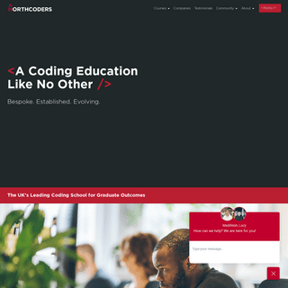 Northcoders - The Coding Bootcamp For The North