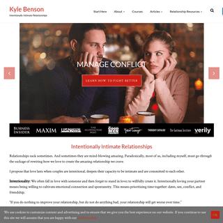 Kyle Benson - Kyle Benson