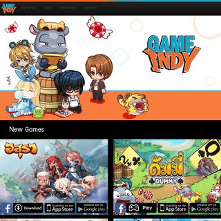 GAMEINDY เกมอินดี้ บริษัทผู้ให้บริการเกม เกมมือถือ