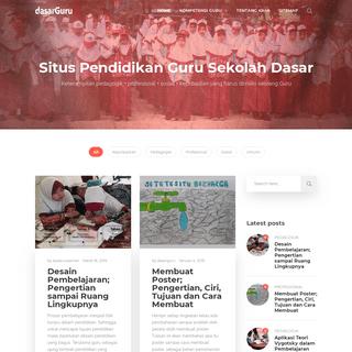 ArchiveBay.com - dasarguru.com - Situs Pendidikan Guru Sekolah Dasar - dasarGuru