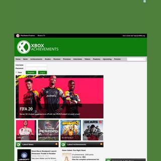 Xbox One, Xbox 360 Achievements, News, Reviews, Guides & Forums at XboxAchievements.com