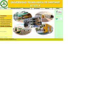 Universidad Tecnológica de Santiago - UTESA