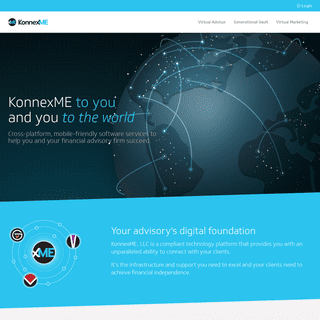 KonnexME, LLC - To you and to the world