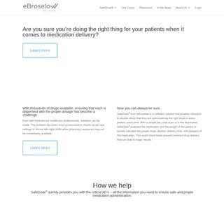 A complete backup of ebroselow.com