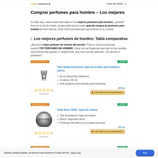 ArchiveBay.com - perfumehombre.es - 🥇 Comprar el MEJOR perfume de HOMBRE según las mujeres 【2019】