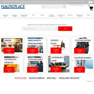 Accessori per la navigazione, Libreria, Abbigliamento nautico - Nauticplace