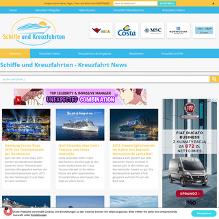ArchiveBay.com - schiffe-und-kreuzfahrten.de - Schiffe und Kreuzfahrten - Das Kreuzfahrt Blog mit News & Infos aus August 2018 ⚓