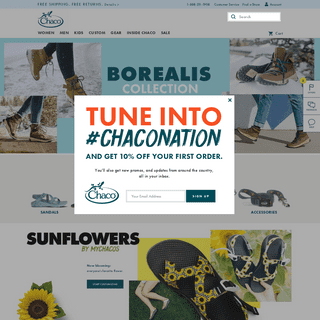 ArchiveBay.com - chacos.com - Official Chacos.com Site- Outdoor Sandals, Hiking & Casual Sandals