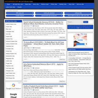 www.vedikajobs.com - New Jobs & Education Update