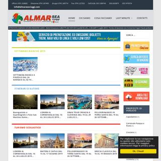 Almarsea Viaggi • Agenzia Viaggi Viterbo, Proposte Viaggi di Nozze, Proposte Viaggi di Gruppo, Tursimo Scolastico Viterbo,