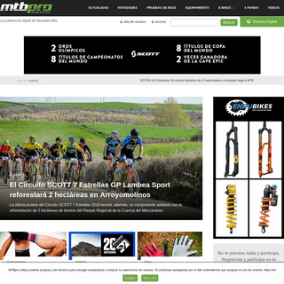 MTB Pro - La publicación digital de Mountain Bike