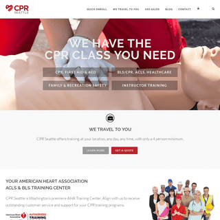 ArchiveBay.com - cprseattle.com - CPR Classes, Training & Certification - CPR Seattle