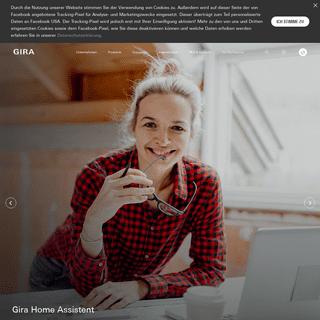 Gira.de - Schalter, Smart Home, KNX und Funksystem