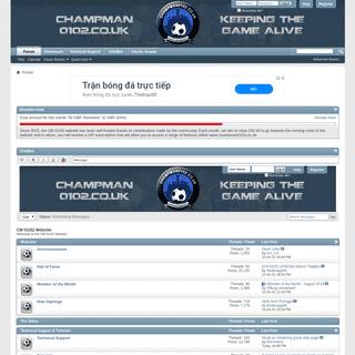 CM 01-02 Website