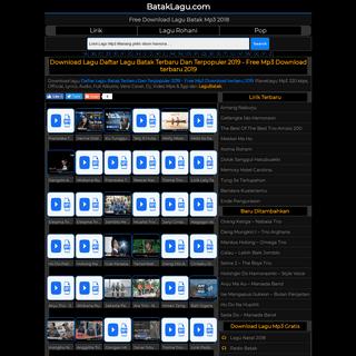 ArchiveBay.com - bataklagu.com - Daftar Lagu Batak Terbaru Dan Terpopuler 2019 - Free Mp3 Download terbaru 2019 - Free Mp3 Download Lagu Batak Terbaru 2019