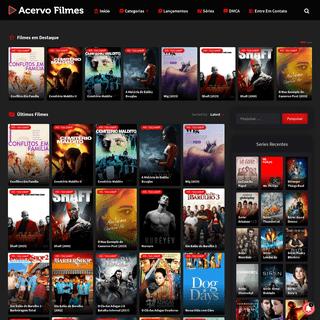Acervo Filmes - Assistir Filmes Online Em Full HD 1080p - HD 720p - Assista Filmes, Séries, Seriados e Animes Online em HD