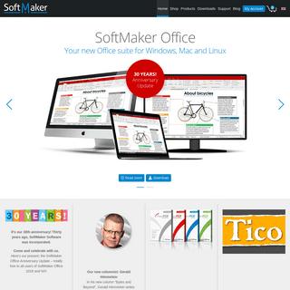 SoftMaker- Official Website