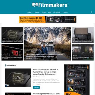 FilmMakers.Pro - Tudo para Filmmakers independentes e produtoras. Publicamos noticias, reviews, tutoriais, entrevistas, novidade