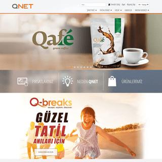 QNET Türkiye - Doğrudan Satış - Serbest Girişimcilik