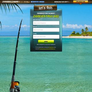ArchiveBay.com - lets-fish.com - Na Ryby - Gra online za darmo. Dołącz do gry w ryby - łowienie ryb, fishing simulator. - lets-fish.com