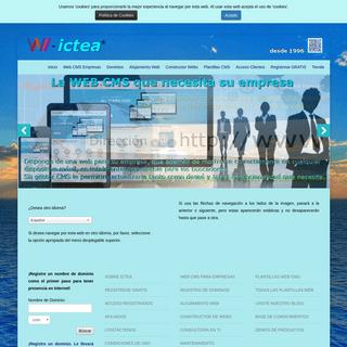 ArchiveBay.com - ictea.com - Inicio
