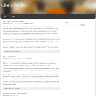 Charter Works -