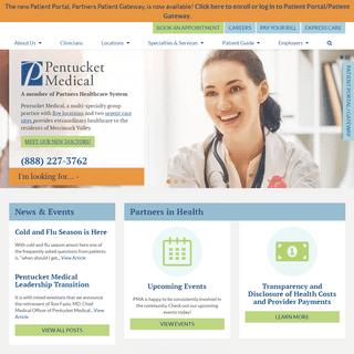 ArchiveBay.com - pmaonline.com - Pentucket Medical - Primary Care Doctors near Andover MA - Pediatricians