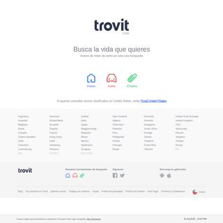 ArchiveBay.com - trovit.cl - Trovit - El buscador de avisos clasificados de casas, autos y empleo