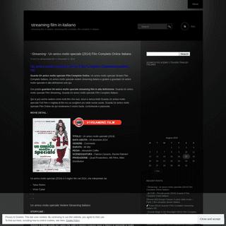 streaming film in italiano - streaming film in italiano, streaming film completo, film completo in italiano